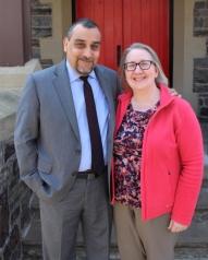 David & Christina, Easter
