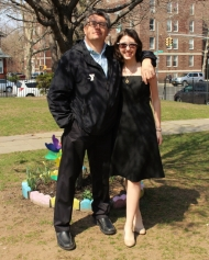 Will & Madeleine, Easter